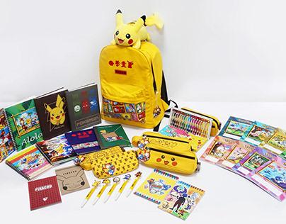 Pokémon Stationary 2018