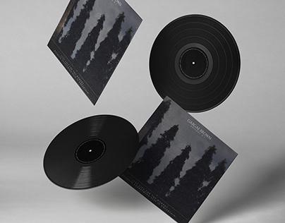 Album Cover Design for GARGAE.BROWN