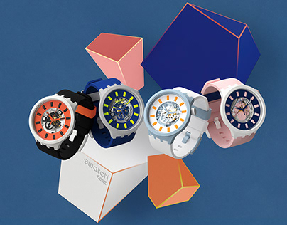 Swatch BB Tricolor – Campaign – 2021