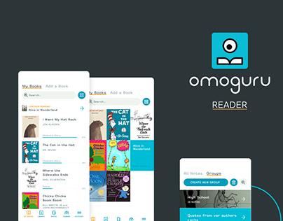 Omoguru Reader