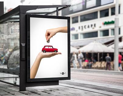 Mini Morris advertisement