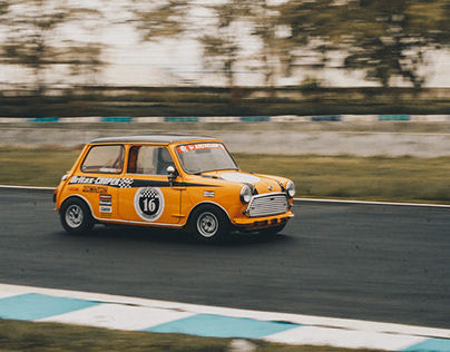 Clubman Racing Series | Otosthetics