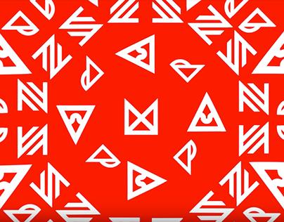 MARZ Logo Animation