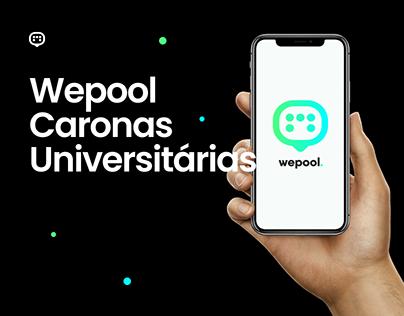 Wepool - Aplicativo de carona universitária