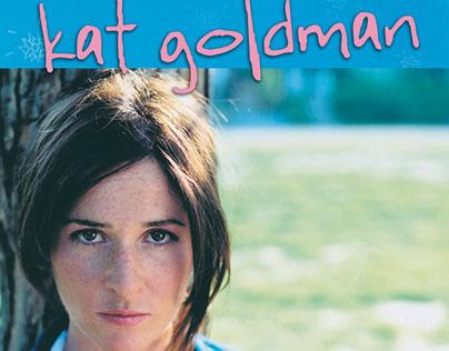 Kat Goldman gig poster
