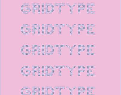 Gridtype - Typography