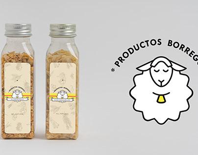 Productos Borrego Logo