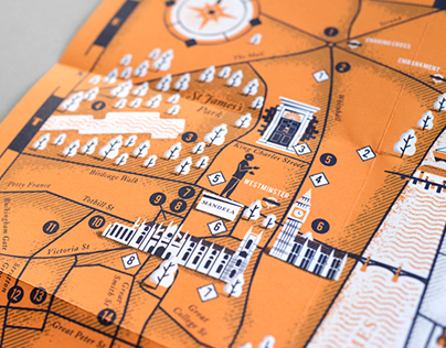 ONE Westminster - Map - Herb Lester Associates