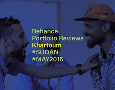 Bēhance Reviews Sudan 2016