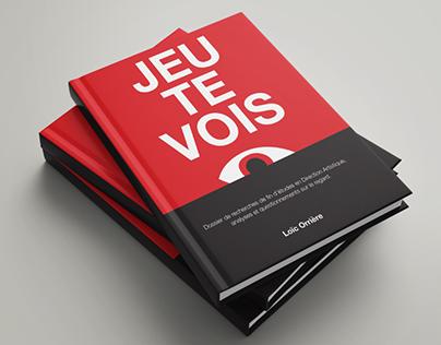 Jeu Te Vois - Projet Mémoire