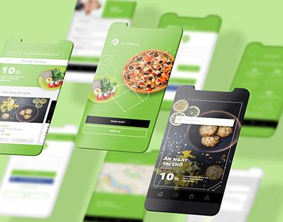 FoodBay - Brand Identity and App