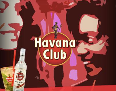 Havana Club Facebook Application