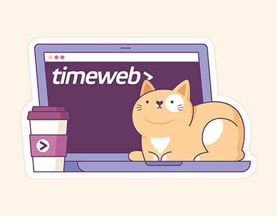 "Stickers for ""TimeWeb"""