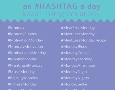Hashtag for the week