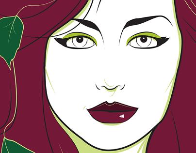 DC Comics: Poison Ivy