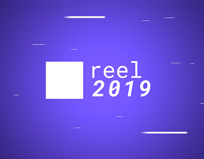Reel 2019 - Animation, Motion Graphics, Edition and Pro