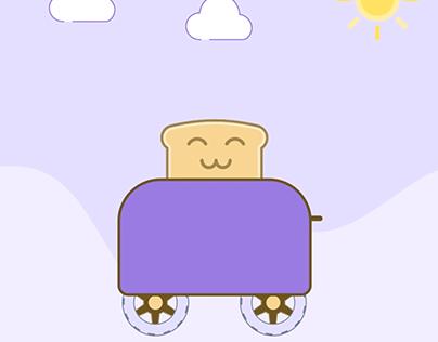 Toast Drive