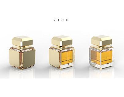 Perfumes bottle