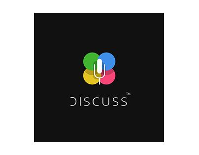 DISCUSS - Logo design