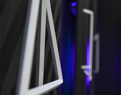 Altar furniture // Exhibition design