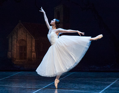 On stage - Ballet