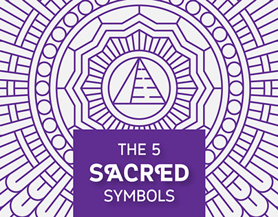 Sacred symbols and patterns