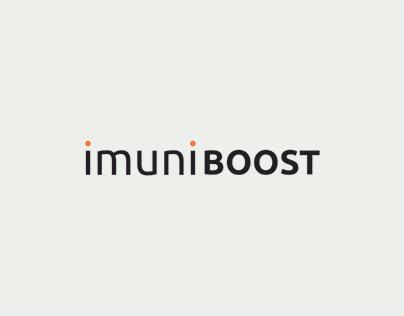 Imuniboost - Logo Design