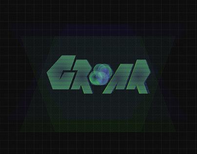 GROAR | Branding + WS