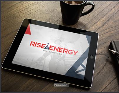 Branding Rise Energy