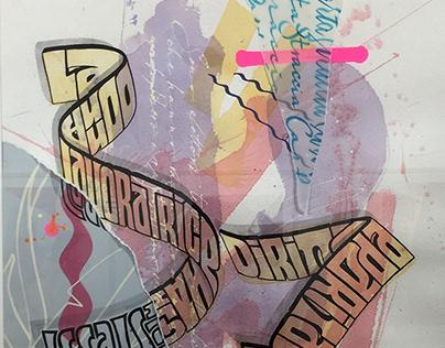 CartaStraccia - Exhibition at QuestionMark Gallery (MI)
