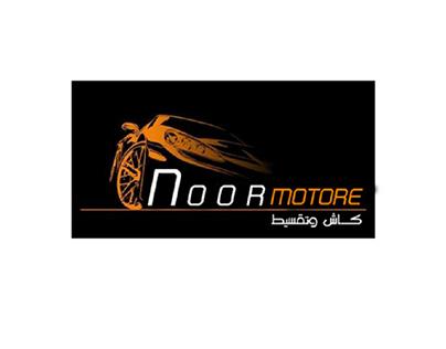 Noor motors logo
