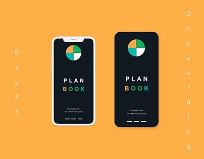 Planning App Ideas
