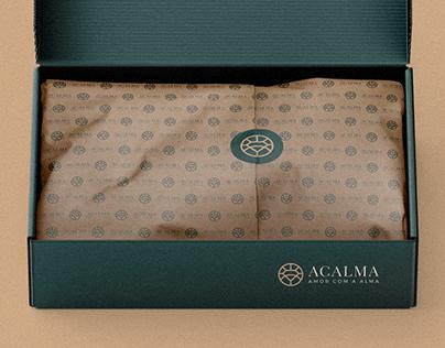Logotipo - Acalma