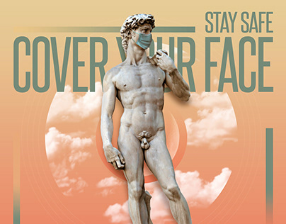 Covid-19 | Stay Safe, Cover Your Face.
