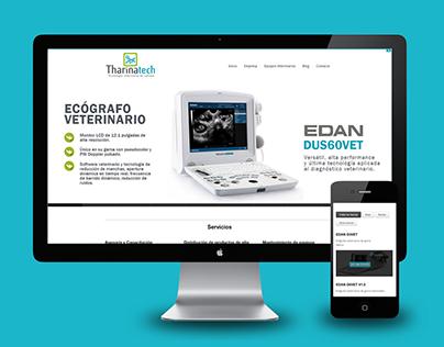 Tharinatech | Web Design and Development