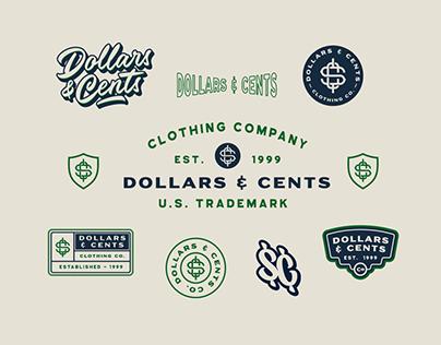 DOLLARS & CENTS - Branding