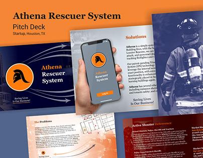 Athena, Pitch Deck