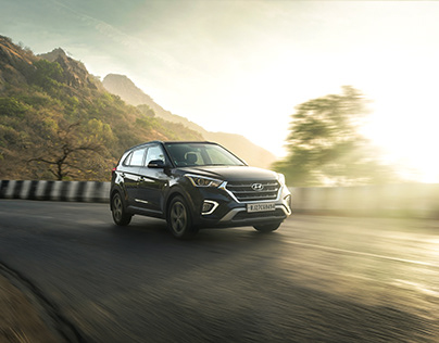 Hyundai Creta Editorial for Overdrive Magazine