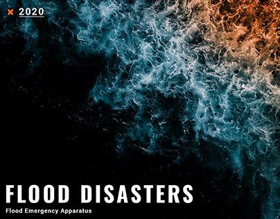 Flood emergency equipment (Graduation project 2020)