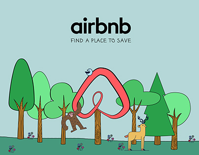 Airbnb - Find A Place to Save