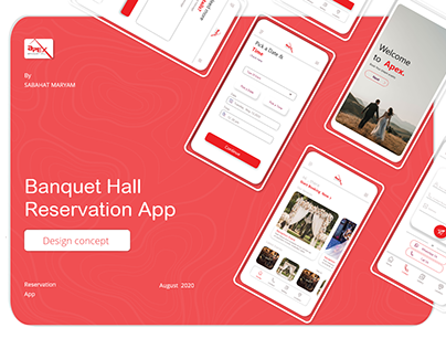 Apex Reservation App