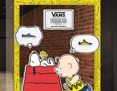 Vans Peanuts