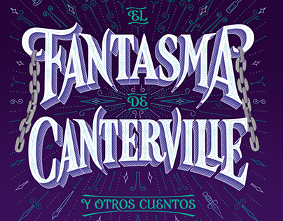 The Canterville Ghost – Book Cover