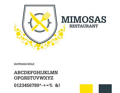 Corporate Identity - Mimosas