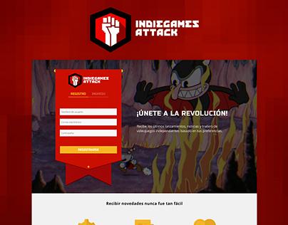 Indiegames Attack