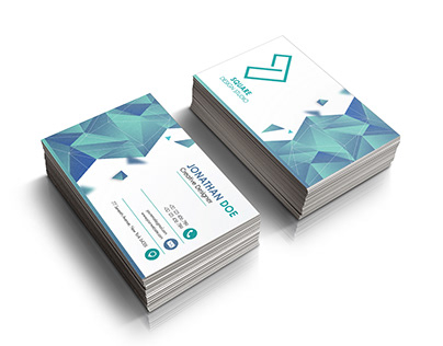 Creative Business Card Template Download
