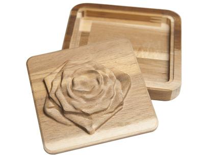 Rose ornament - 3D Scan