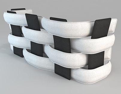 AERY sofa concept