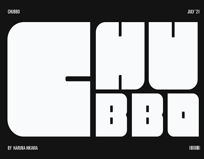 Chubbo - Free Display Font