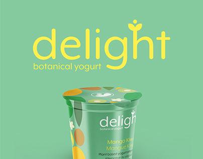Delight Botanical Yogurt